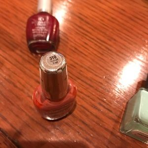 OPI Makeup - Set of 5 Nail Polishes